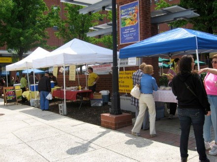 Bethlehem Farmers' Market at Campus Square