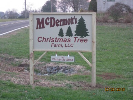 McDermott's Christmas Tree Farm LLC