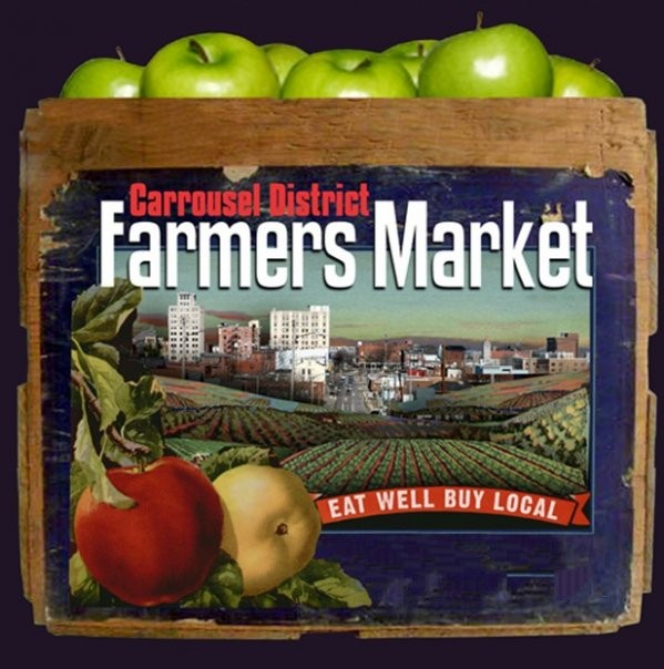 Downtown Mansfield Farmer's Market