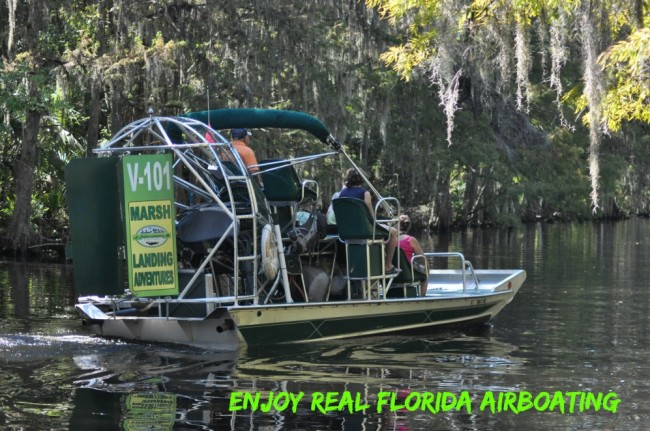 Marsh Landing Adventures/Orlando Airboat Tours