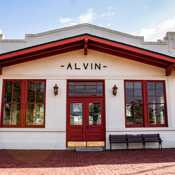 Alvin Historical Museum and Train Depot
